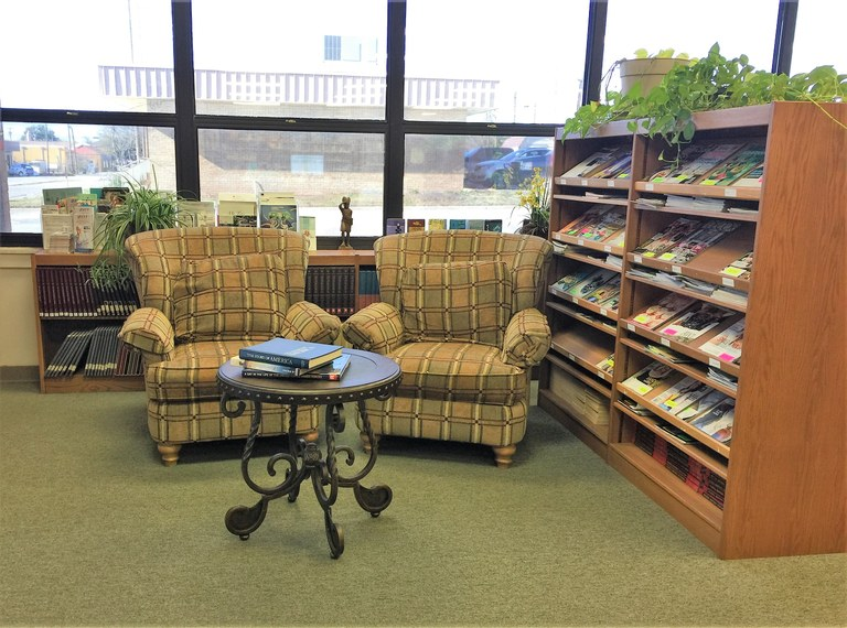 Welcome to our Library! — Nocona Public Library