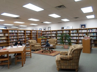 Library Inside